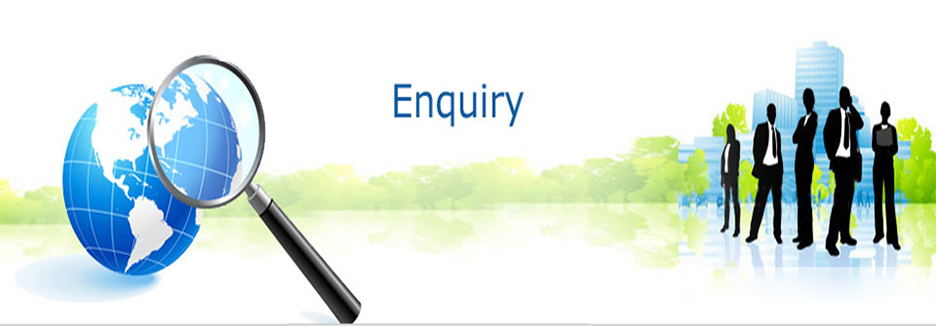 enquiry banner